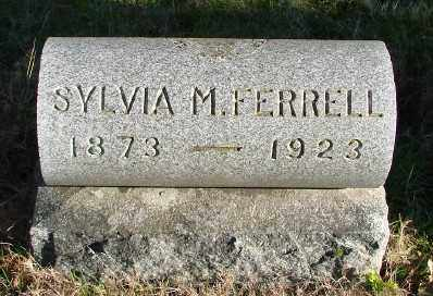 FERRELL, SYLVIA MAY - Marion County, Oregon | SYLVIA MAY FERRELL - Oregon Gravestone Photos