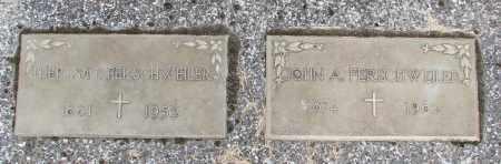 FERSCHWEILER, JOHN A - Marion County, Oregon | JOHN A FERSCHWEILER - Oregon Gravestone Photos