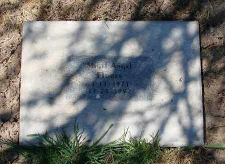 FLORES, MIGEL ANGEL - Marion County, Oregon | MIGEL ANGEL FLORES - Oregon Gravestone Photos