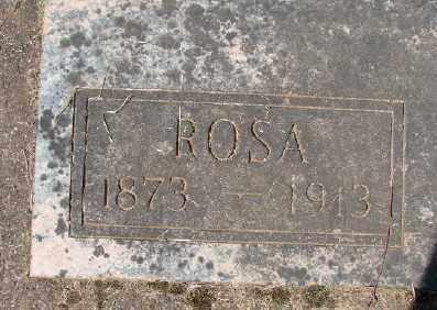 FRANCIS, ROSA ESTER - Marion County, Oregon | ROSA ESTER FRANCIS - Oregon Gravestone Photos
