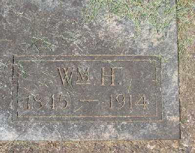 FRANCIS, WILLIAM HENRY - Marion County, Oregon   WILLIAM HENRY FRANCIS - Oregon Gravestone Photos