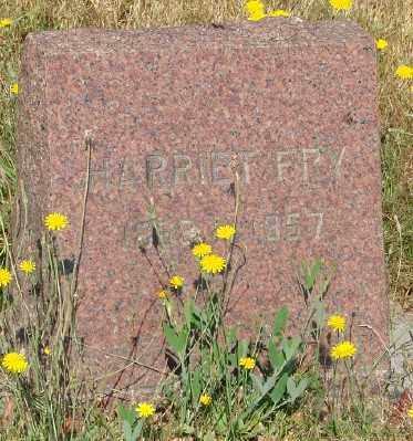FRY, HARRIETT ROSE - Marion County, Oregon | HARRIETT ROSE FRY - Oregon Gravestone Photos