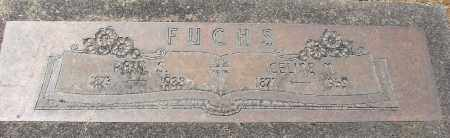 FUCHS, CELINE M - Marion County, Oregon | CELINE M FUCHS - Oregon Gravestone Photos