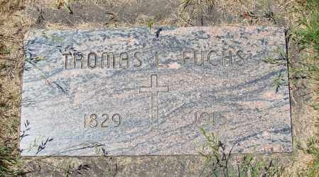 FUCHS, THOMAS - Marion County, Oregon   THOMAS FUCHS - Oregon Gravestone Photos