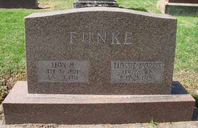 MORRIS, FLOSSIE - Marion County, Oregon | FLOSSIE MORRIS - Oregon Gravestone Photos