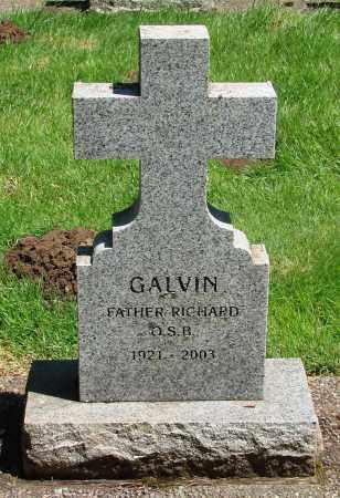 GALVIN, RICHARD - Marion County, Oregon   RICHARD GALVIN - Oregon Gravestone Photos
