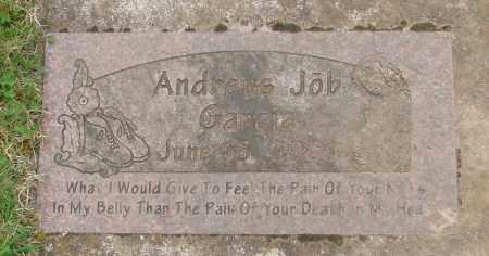 GARCIA, ANDREUS JOB - Marion County, Oregon | ANDREUS JOB GARCIA - Oregon Gravestone Photos