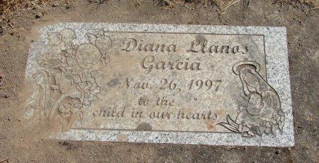 GARCIA, DIANA LLANAS - Marion County, Oregon | DIANA LLANAS GARCIA - Oregon Gravestone Photos
