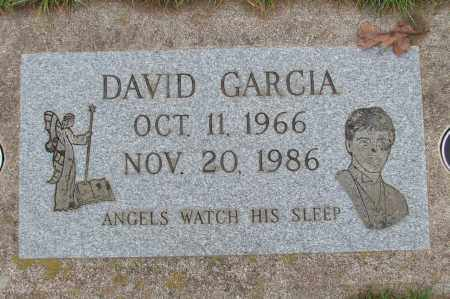 GARCIA, DAVID - Marion County, Oregon | DAVID GARCIA - Oregon Gravestone Photos
