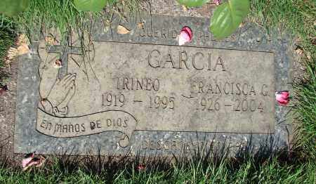 GARCIA, IRINEO - Marion County, Oregon | IRINEO GARCIA - Oregon Gravestone Photos