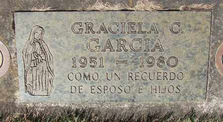 GARCIA, GRACIELA C - Marion County, Oregon | GRACIELA C GARCIA - Oregon Gravestone Photos