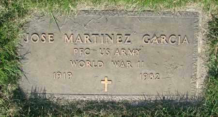 GARCIA, JOSE MARTINEZ - Marion County, Oregon | JOSE MARTINEZ GARCIA - Oregon Gravestone Photos
