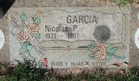 GARCIA, NICOLAS P - Marion County, Oregon   NICOLAS P GARCIA - Oregon Gravestone Photos