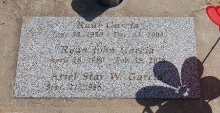 GARCIA, RYAN JOHN - Marion County, Oregon | RYAN JOHN GARCIA - Oregon Gravestone Photos