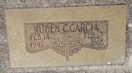 GARCIA, RUBEN C - Marion County, Oregon   RUBEN C GARCIA - Oregon Gravestone Photos