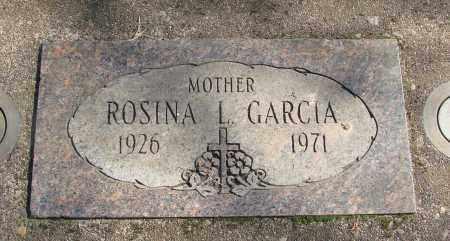 GARCIA, ROSINA L - Marion County, Oregon   ROSINA L GARCIA - Oregon Gravestone Photos