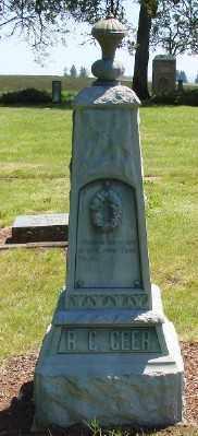 GEER, RALPH CARY - Marion County, Oregon | RALPH CARY GEER - Oregon Gravestone Photos