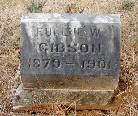 GIBSON, EUGENE W - Marion County, Oregon | EUGENE W GIBSON - Oregon Gravestone Photos