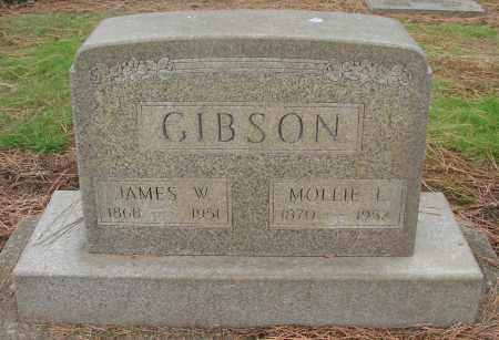 GIBSON, JAMES WILLIAM - Marion County, Oregon | JAMES WILLIAM GIBSON - Oregon Gravestone Photos