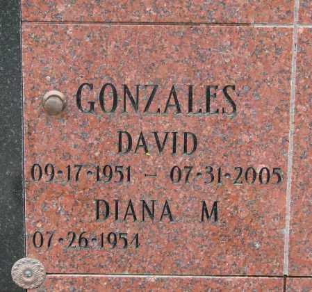 GONZALES, DAVID - Marion County, Oregon   DAVID GONZALES - Oregon Gravestone Photos