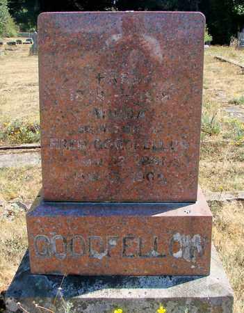 COOK, WILDA - Marion County, Oregon | WILDA COOK - Oregon Gravestone Photos
