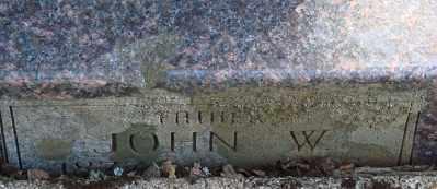 GOODKNECHT, JOHN WESTON - Marion County, Oregon | JOHN WESTON GOODKNECHT - Oregon Gravestone Photos