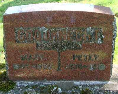 HURNE GOODKNECHT, MARY - Marion County, Oregon | MARY HURNE GOODKNECHT - Oregon Gravestone Photos