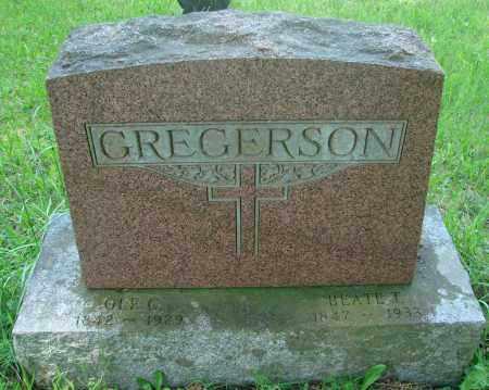 GREGORSON, BEATE T - Marion County, Oregon | BEATE T GREGORSON - Oregon Gravestone Photos
