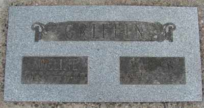 ALLEN GRIFFIN, ADELINE - Marion County, Oregon | ADELINE ALLEN GRIFFIN - Oregon Gravestone Photos
