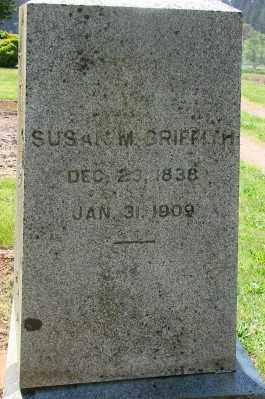 SAVAGE GRIFFITH, SUSAN MARGARET - Marion County, Oregon | SUSAN MARGARET SAVAGE GRIFFITH - Oregon Gravestone Photos