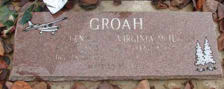 GROAH, VIRGINIA - Marion County, Oregon | VIRGINIA GROAH - Oregon Gravestone Photos