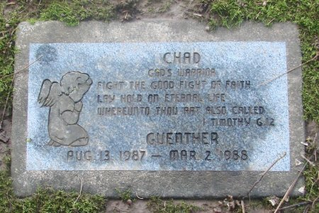 GUENTHER, CHAD FREDRICK - Marion County, Oregon | CHAD FREDRICK GUENTHER - Oregon Gravestone Photos