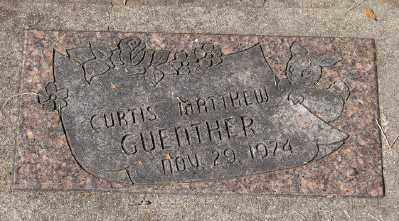 GUENTHER, CURTIS MATTHEW - Marion County, Oregon | CURTIS MATTHEW GUENTHER - Oregon Gravestone Photos