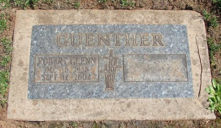GUENTHER, ROBERT GLENN - Marion County, Oregon | ROBERT GLENN GUENTHER - Oregon Gravestone Photos