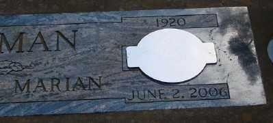 PERRY HALFMAN, MARIAN FLORA - Marion County, Oregon | MARIAN FLORA PERRY HALFMAN - Oregon Gravestone Photos
