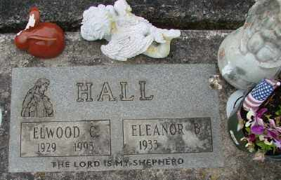 HALL, ELEANOR B - Marion County, Oregon | ELEANOR B HALL - Oregon Gravestone Photos