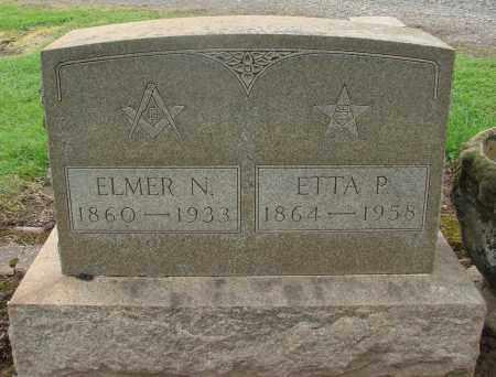 HALL, ELMER N - Marion County, Oregon   ELMER N HALL - Oregon Gravestone Photos