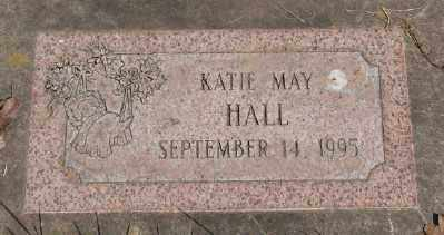 HALL, KATIE MAY - Marion County, Oregon | KATIE MAY HALL - Oregon Gravestone Photos