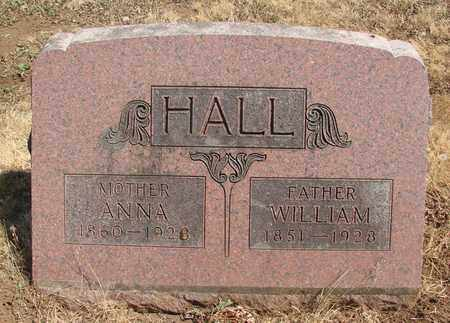HALL, WILLIAM - Marion County, Oregon | WILLIAM HALL - Oregon Gravestone Photos
