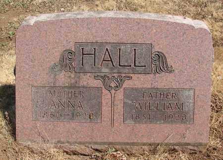 HALL, LYDIA ANN - Marion County, Oregon | LYDIA ANN HALL - Oregon Gravestone Photos