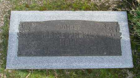 HALL, MARIE - Marion County, Oregon | MARIE HALL - Oregon Gravestone Photos