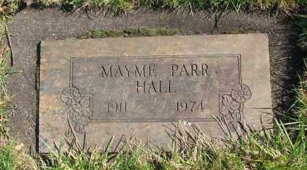 HALL, MAYME - Marion County, Oregon | MAYME HALL - Oregon Gravestone Photos