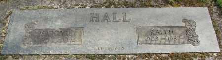 HALL, MARGARET J - Marion County, Oregon | MARGARET J HALL - Oregon Gravestone Photos
