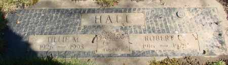 HALL, ROBERT C - Marion County, Oregon | ROBERT C HALL - Oregon Gravestone Photos
