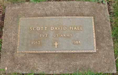 HALL, SCOTT DAVID - Marion County, Oregon | SCOTT DAVID HALL - Oregon Gravestone Photos