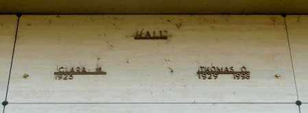 HALL, CLARA M - Marion County, Oregon | CLARA M HALL - Oregon Gravestone Photos