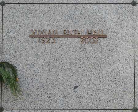 HALL, VIVIAN RUTH - Marion County, Oregon | VIVIAN RUTH HALL - Oregon Gravestone Photos