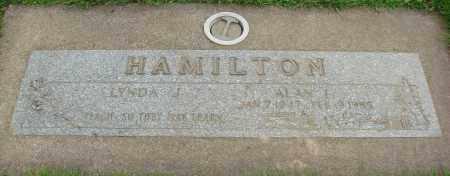 HAMILTON, LYNDA J - Marion County, Oregon | LYNDA J HAMILTON - Oregon Gravestone Photos