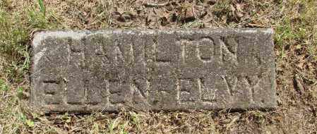 HAMILTON, ELLEN ELVY - Marion County, Oregon | ELLEN ELVY HAMILTON - Oregon Gravestone Photos