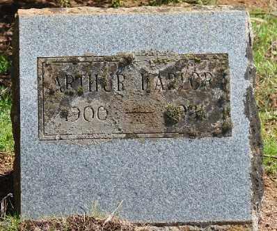 HARLOR, ARTHUR H - Marion County, Oregon | ARTHUR H HARLOR - Oregon Gravestone Photos